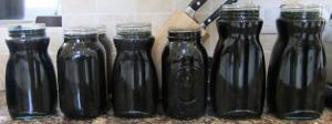 woad jars